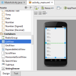 Create Simple Listview In Android