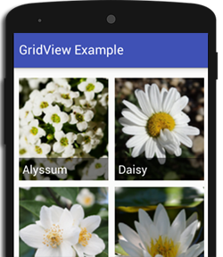 Android How To Create GridView