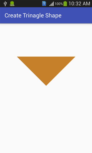 run_triangle_shape