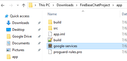 Android FireBase Authentication Tutorial