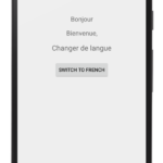 Android Change Language At Runtime Programmatically